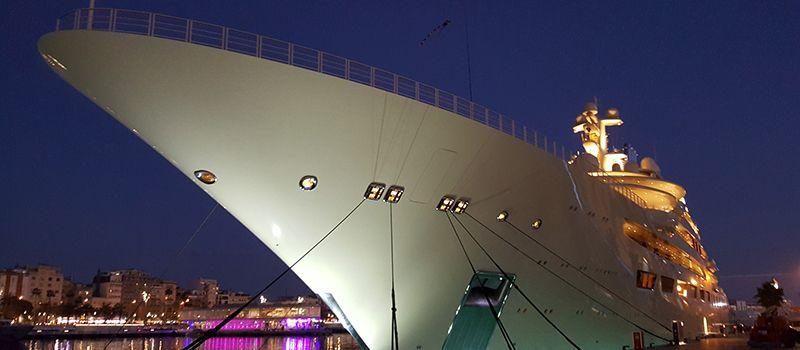 Edge Yachts at Barcelona Yacht Show